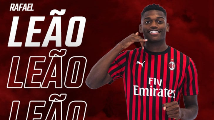 Milan, Leao è ufficialmente rossonero