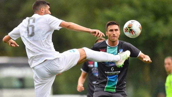 Spal-Obermais 3-1, doppio Valoti e gol di Floccari