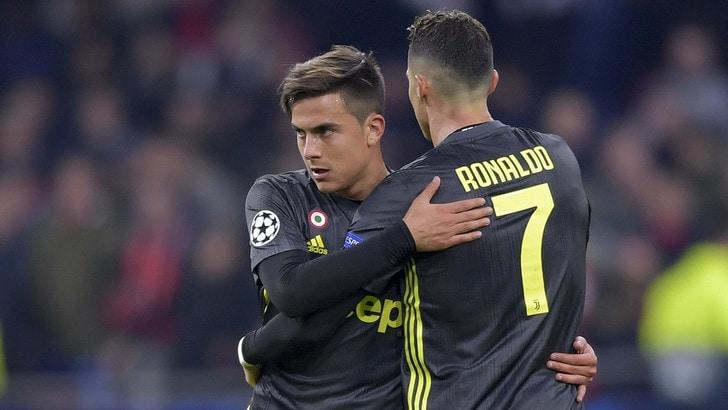 "Daily Mail: ""Ronaldo a Dybala: 'Vai allo United'"""