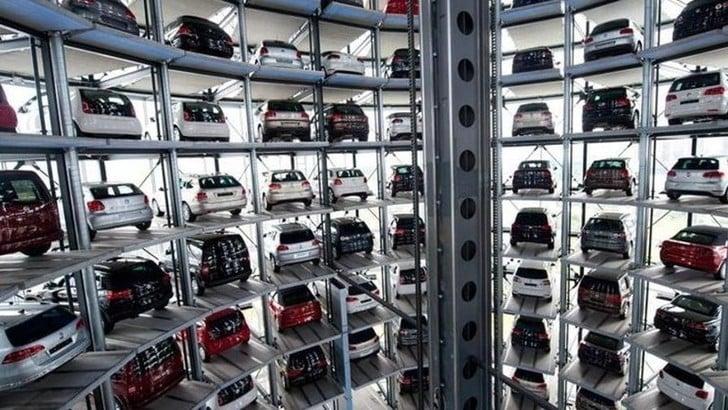 Mercato Auto, appena lo 0,1% in meno a luglio