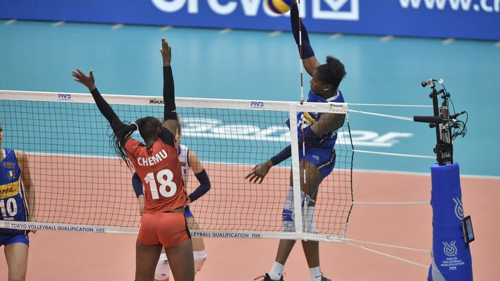 Qualificazione Olimpica: l'Italia batte il Kenya all'esordio