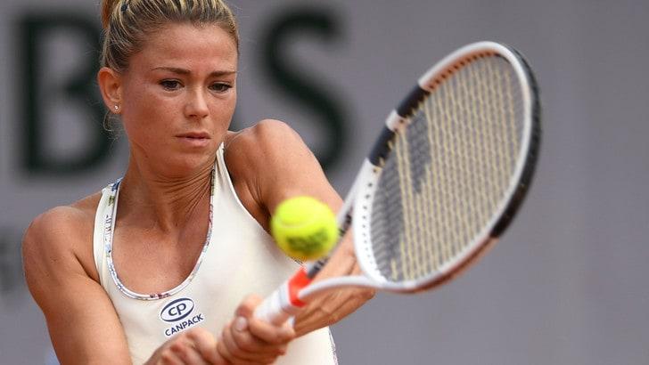 WTA Auckland, Camila Giorgi nel tabellone principale: sorteggio con Serena Williams