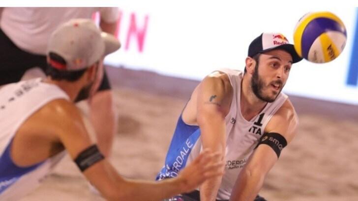 Quattro coppie italiane agli Europei di beach volley