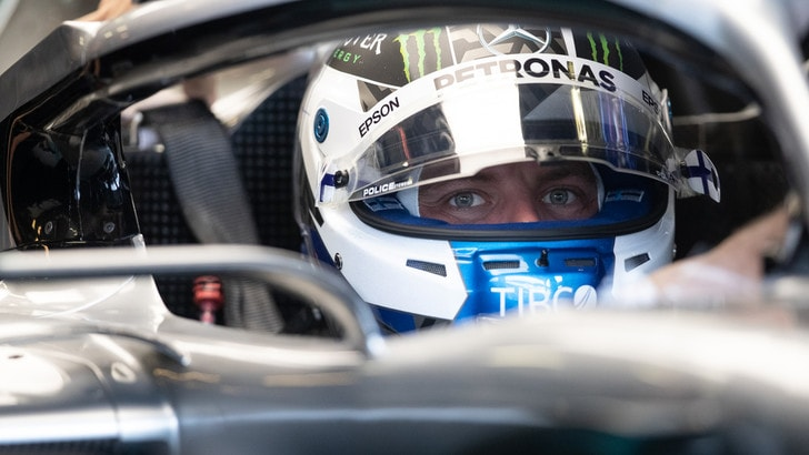Gp Ungheria, Bottas sfida Verstappen: