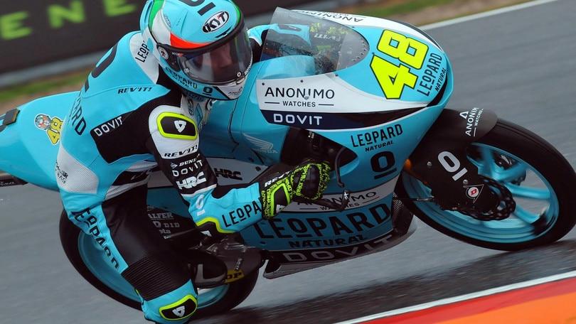 Moto3: a Brno vince Canet davanti a Dalla Porta, Antonelli 5°