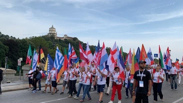 A Torino è festa European Masters Games