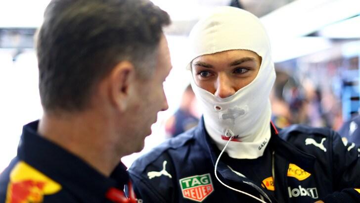 Red Bull, Horner: