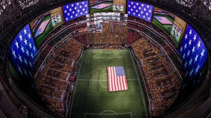 Il calcio Usa? 72 mila spettatori per Atlanta-LA Galaxy: spettacolo!