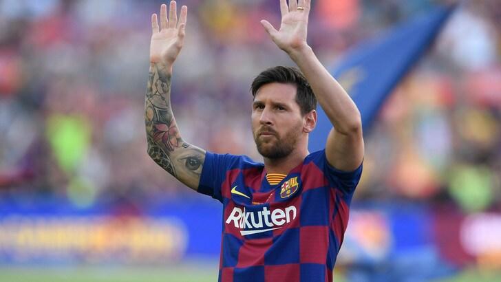 Barcellona, Messi va ko: salterà le sfide con il Napoli
