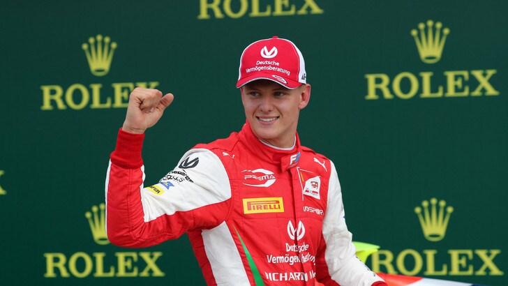 F2, Mick Schumacher: