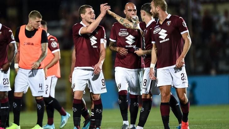 Europa League: Torino-Shakhtyor contro la vincente di Pyunik-Wolverhampton
