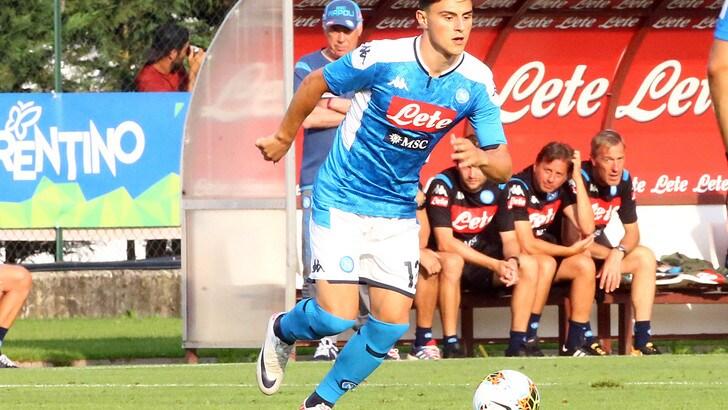 Napoli, l'agente di Elmas: