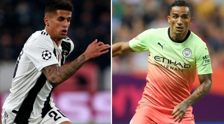 Cancelo-Danilo, accordo Juve-City: i dettagli dello scambio