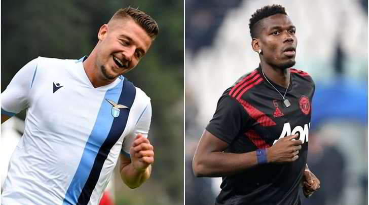 Milinkovic giura amore alla Lazio. Pogba, ora che succede?