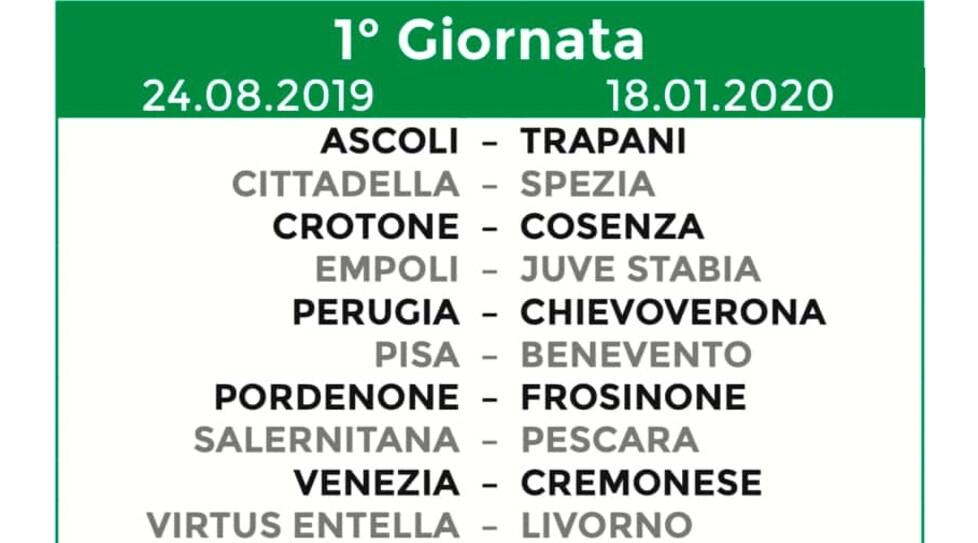 Calendario Serie A 38 Giornata.Il Calendario Di Serie B Ecco Tutte Le 38 Giornate Tuttosport
