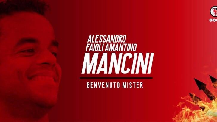 Amantino Mancini è il nuovo allenatore del Foggia