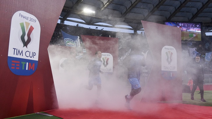 Coppa Italia, secondo turno eliminatorio: il programma