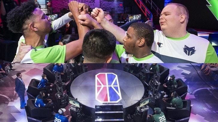 NBA 2K LEAGUE: i T-WOLVES sono i campioni 2019