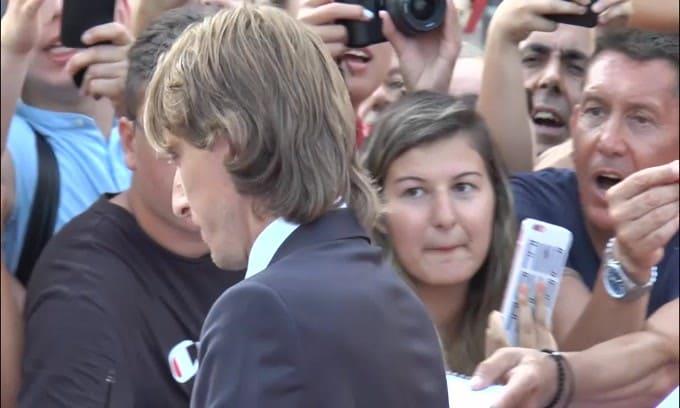 Modric alimenta le speranze dei tifosi del Milan