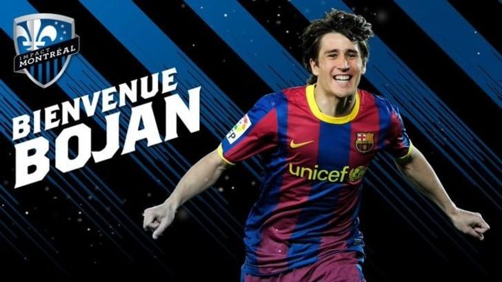 Ricordate il nuovo Messi? Bojan ufficiale a Montreal