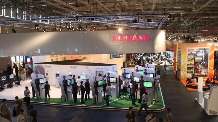 Konami presente alla Gamescom 2019: i dettagli