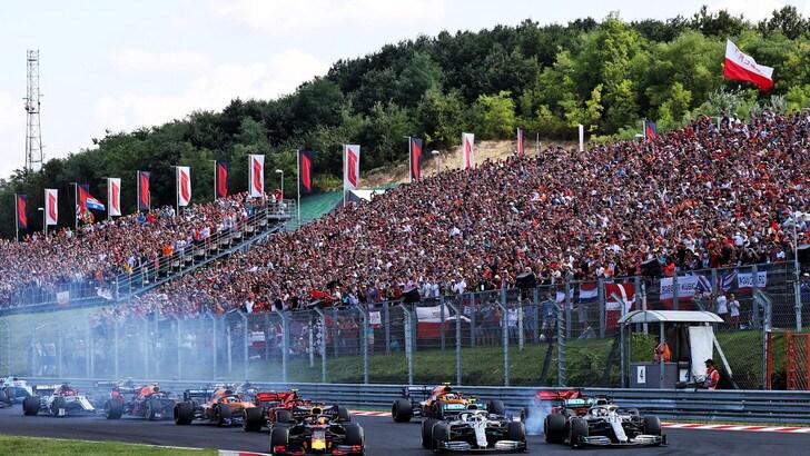 F1, il Gp del Messico resta nel Mondiale
