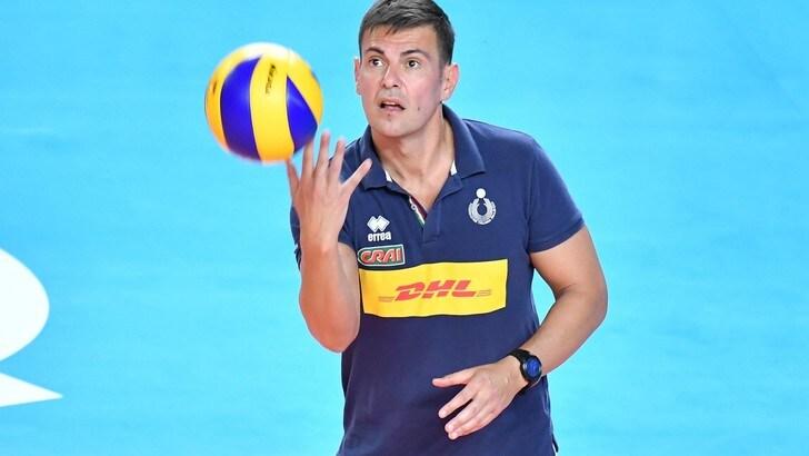Qualificazioni Olimpiche: Blengini ha scelto i 14 per Bari