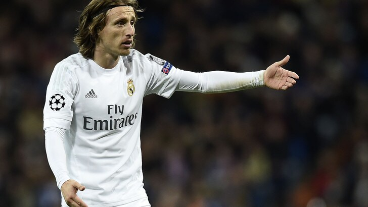 Il Milan ci prova per Modric