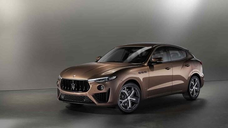 Maserati Levante e Quattroporte due serie limitate e speciali