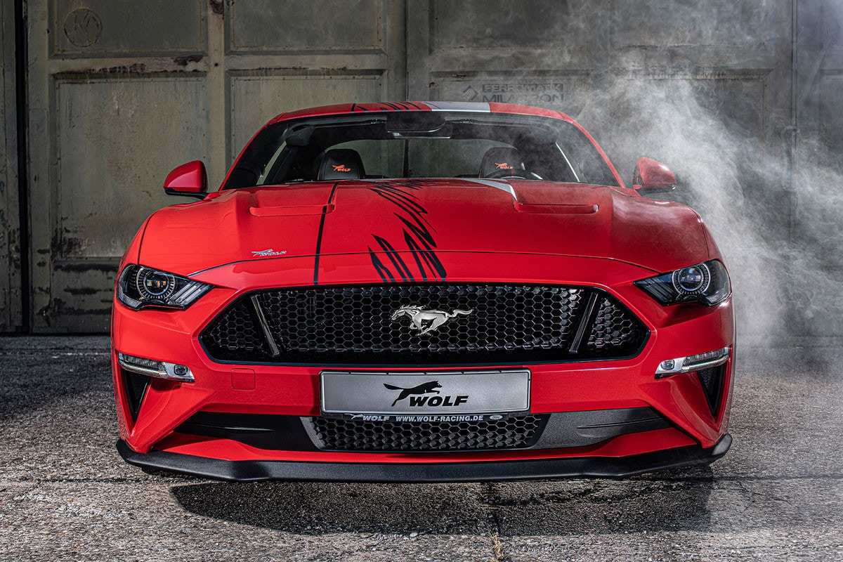 """Ford Mustang, il tuning """"One of 7"""", gli scatti"""