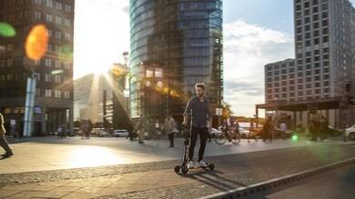 Audi e-tron Scooter: il veicolo elettrico per la micromobilità urbana