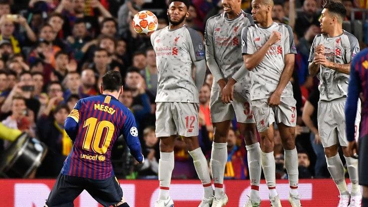 Messi batte Ronaldo: è suo il gol più bello del 2018-19