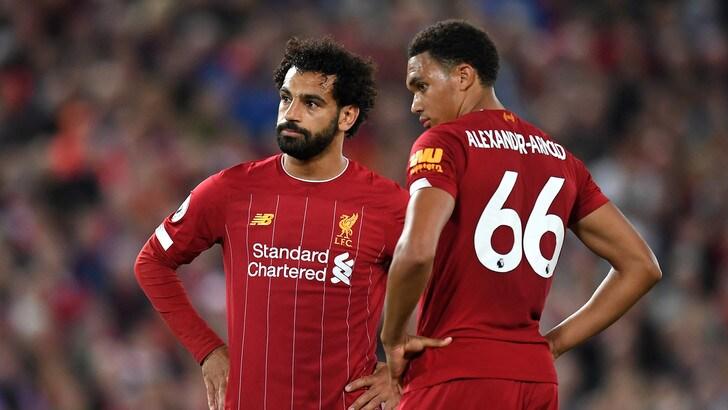 Diretta Liverpool-Chelsea dalle 21: formazioni ufficiali e come vederla in tv