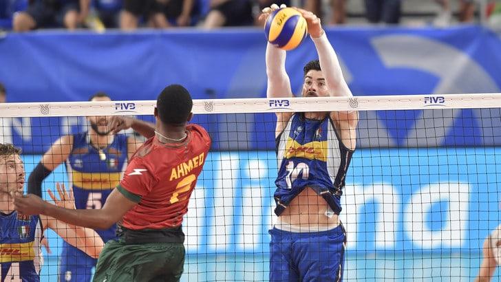 Qualificazione Olimpica: l'Italia parte bene, battuto il Camerun