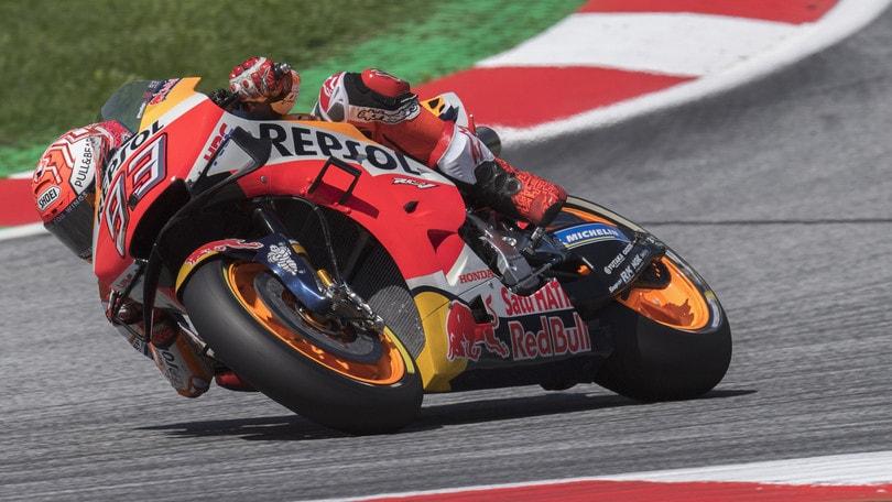 """Marquez: """"Bel lavoro, ma domani la gara è lunga"""""""