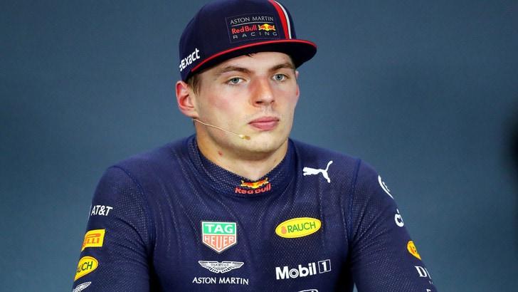 Red Bull, Verstappen: