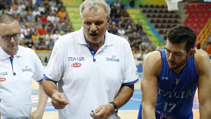 Italbasket: Cinciarini, Moraschini e Vitali salutano il ritiro