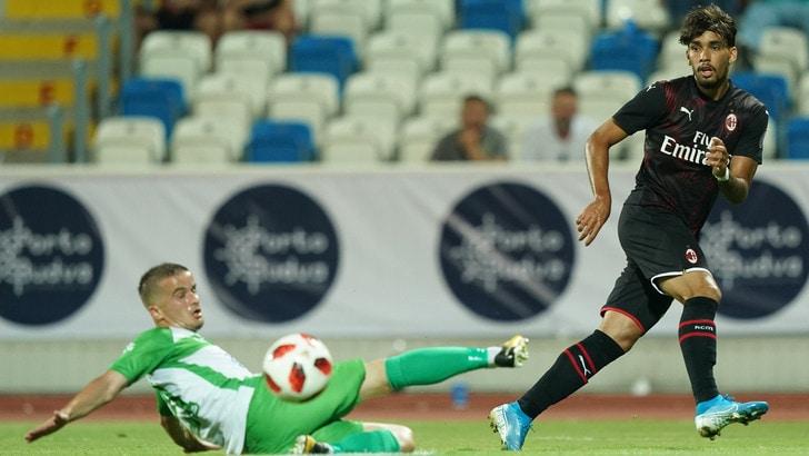 Feronikeli-Milan 0-2: Suso e Borini, prima gioia rossonera