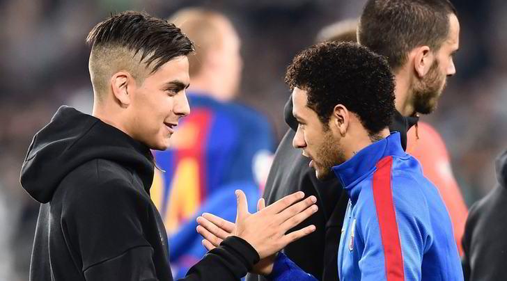 Juve, Neymar condiziona Dybala: che intreccio con il Psg