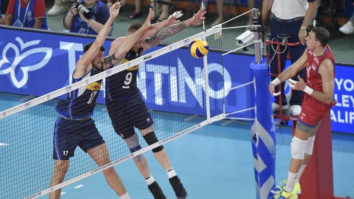 Qualificazione Olimpica: l'Italia schianta la Serbia, si va a Tokyo