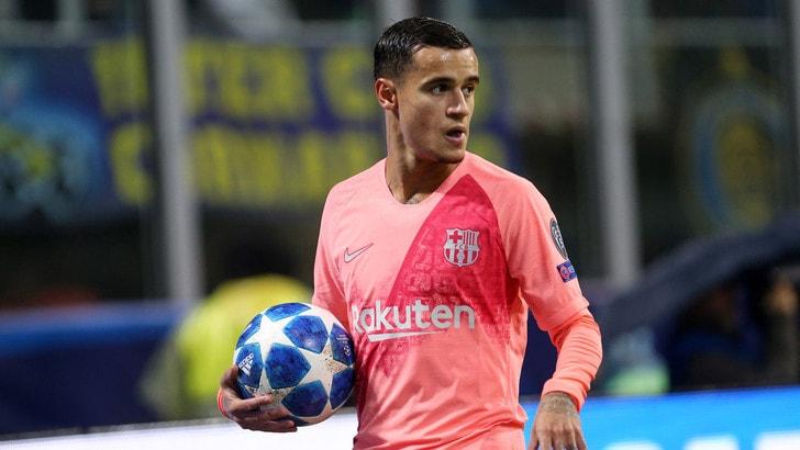 Coutinho lascia il Barcellona: sarà del Bayern Monaco