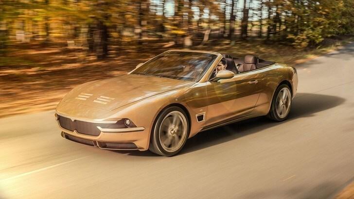 Sciàdipersia Cabriolet: tutto pronto per il debutto negli Usa