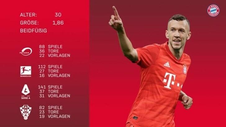 Ufficiale: Perisic dall'Inter al Bayern Monaco