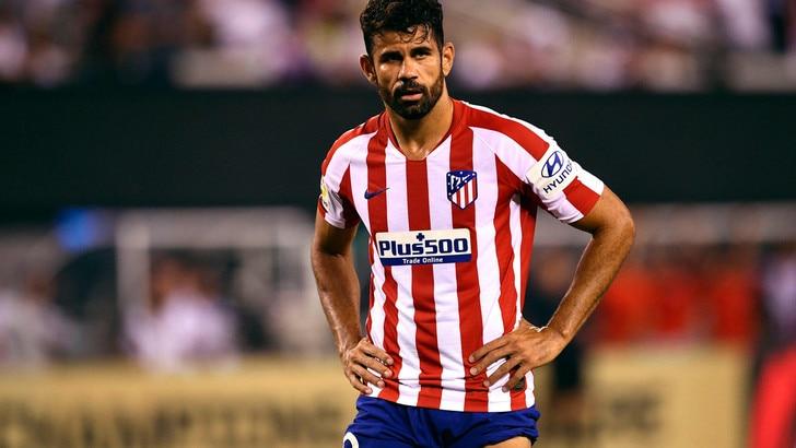 Atletico Madrid, Diego Costa ko contro la Juve: ecco la diagnosi