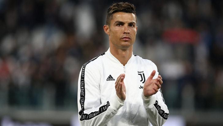 """Juve, Cristiano Ronaldo: """"Messi al top, ma io ho vinto la Champions con più club"""""""
