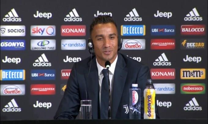 """Danilo: """"Ronaldo importante per la mia scelta"""""""