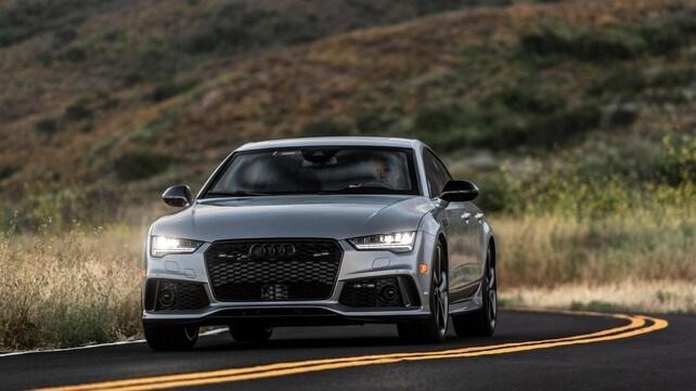 Audi, le foto della RS 7 Sportback: la blindata più veloce