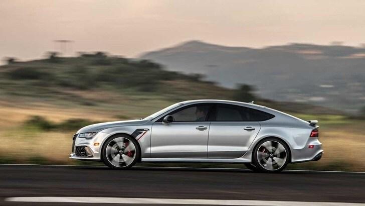 Audi RS 7 Sportback, blindata e velocissima