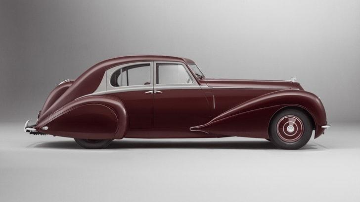 Bentley Corniche, il grande ritorno firmato Mulliner