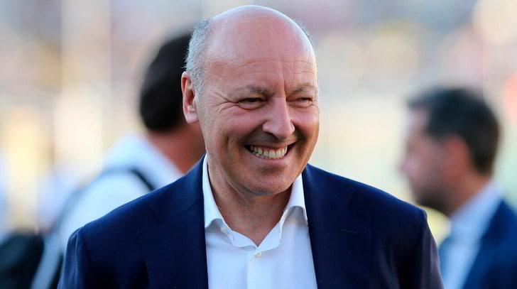 Marotta vara l'Ital-Inter. Il Milan non svende